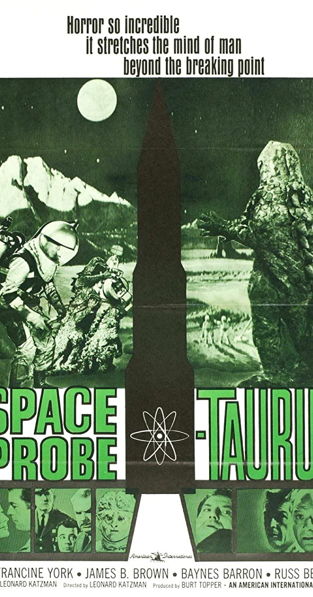 Space Probe Taurus (1965) - Space Probe Taurus (1965) - User Reviews