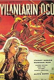 Yilanlarin Öcü Poster