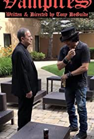 Richard Grieco and Peter Angelopoulos in VampireS