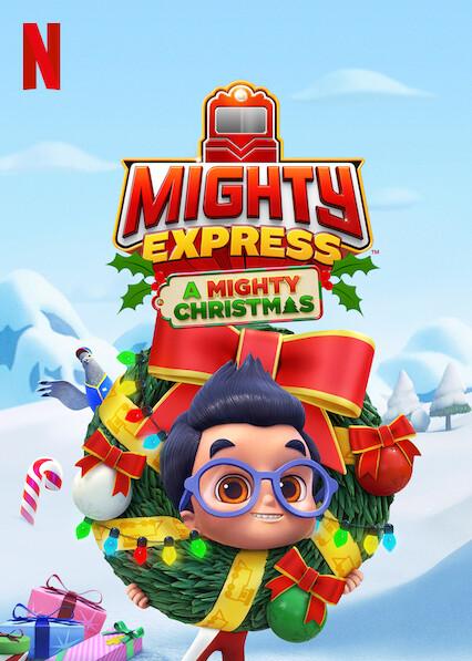 Mighty Express Noel Macerası Türkçe Dublaj indir | 1080p DUAL | 2020