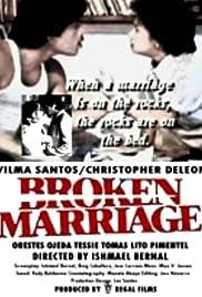 Broken Marriage Poster