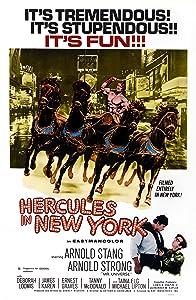 Websites to watch free movie Hercules in New York by [iPad]