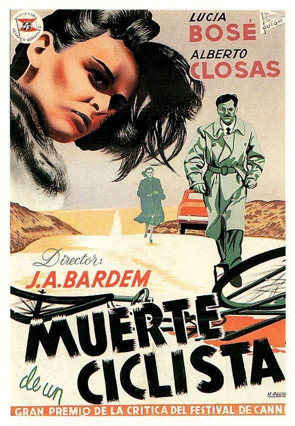 Muerte de un ciclista (1955)