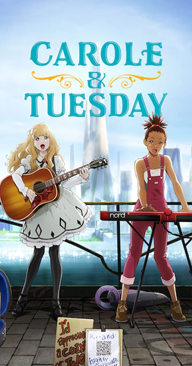 Download Carole & Tuesday or watch streaming online complete episodes of  Season1 in HD 720p 1080p using torrent