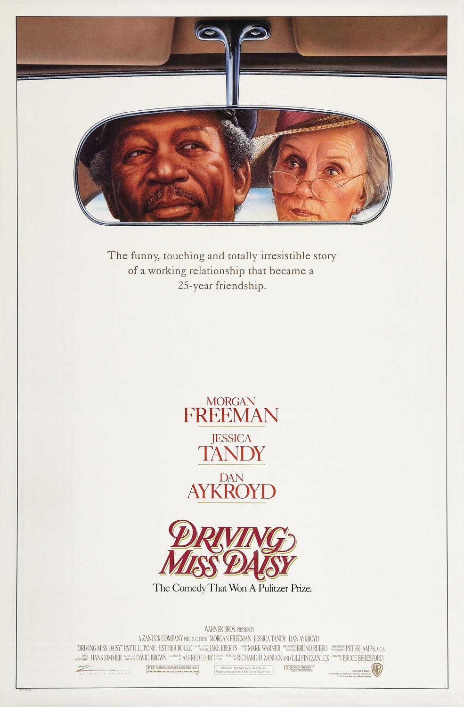 Driving Miss Daisy (1989) BluRay 480p, 720p & 1080p