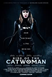 Rise of the Catwoman Poster