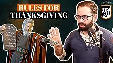 Reglas para el Día de Acción de Gracias