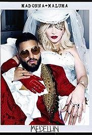 Madonna + Maluma: Medellín Poster