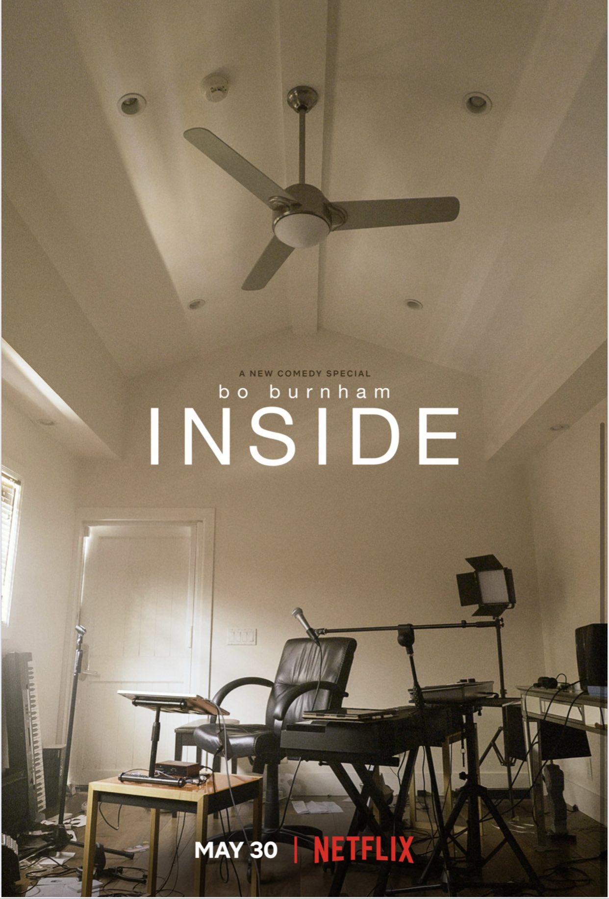 watch Bo Burnham: Inside on soap2day