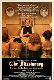 The Missionary (1982) Poster - Movie Forum, Cast, Reviews