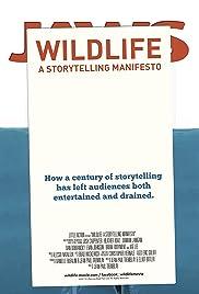 Wildlife: A Storytelling Manifesto Poster