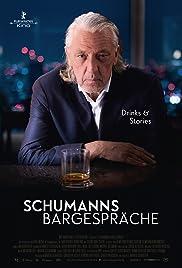 Schumann's Bar Talks Poster