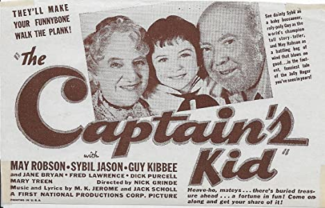 Movie mp4 downloads The Captain's Kid [h264]