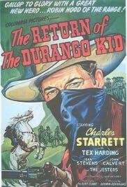 The Return of the Durango Kid Poster