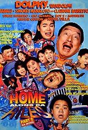 Home Along da Riles da Movie Poster