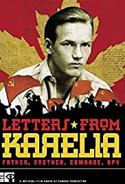 Letters from Karelia Poster