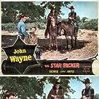 John Wayne, Yakima Canutt, Earl Dwire, and Eddie Parker in The Star Packer (1934)