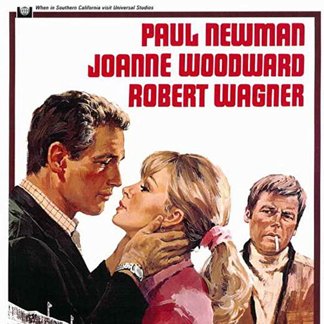 Paul Newman, Robert Wagner, and Joanne Woodward in Winning (1969)