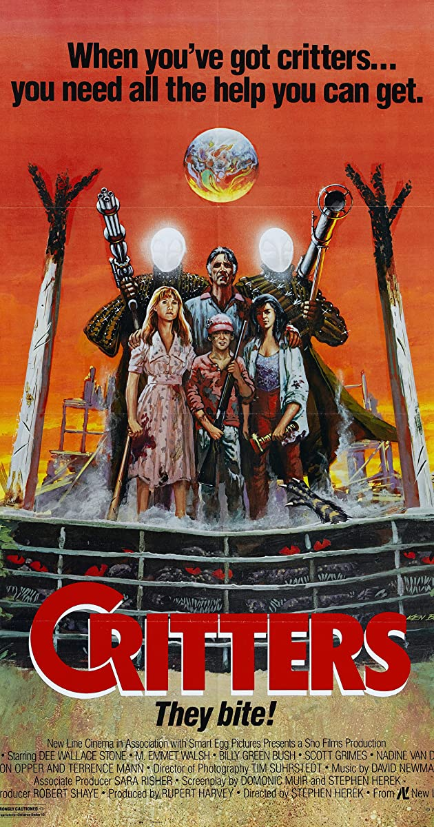 Critters (1986) Subtitles