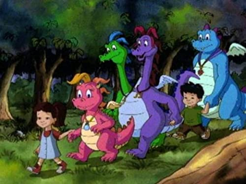 Dragon Tales: Follow The Clues