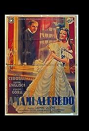 Amami, Alfredo! Poster