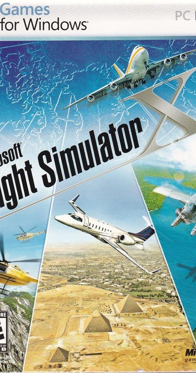 Microsoft Flight Simulator X 2012 with Crack