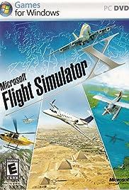 Microsoft Flight Simulator X Poster