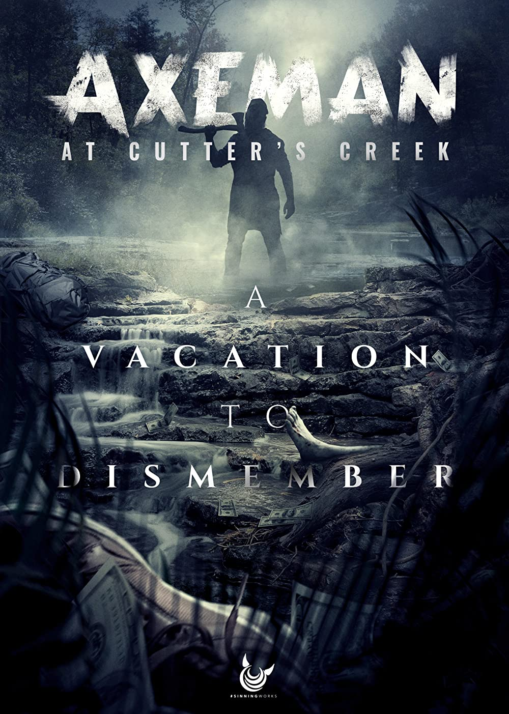 Axeman at Cutters Creek 2021 English 1080p HDRip ESubs 1.41GB Download