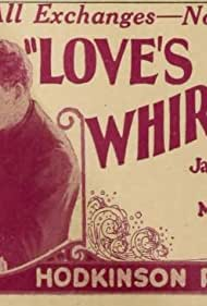 James Kirkwood and Lila Lee in Love's Whirlpool (1924)