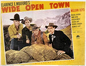 Where to stream Wide Open Town