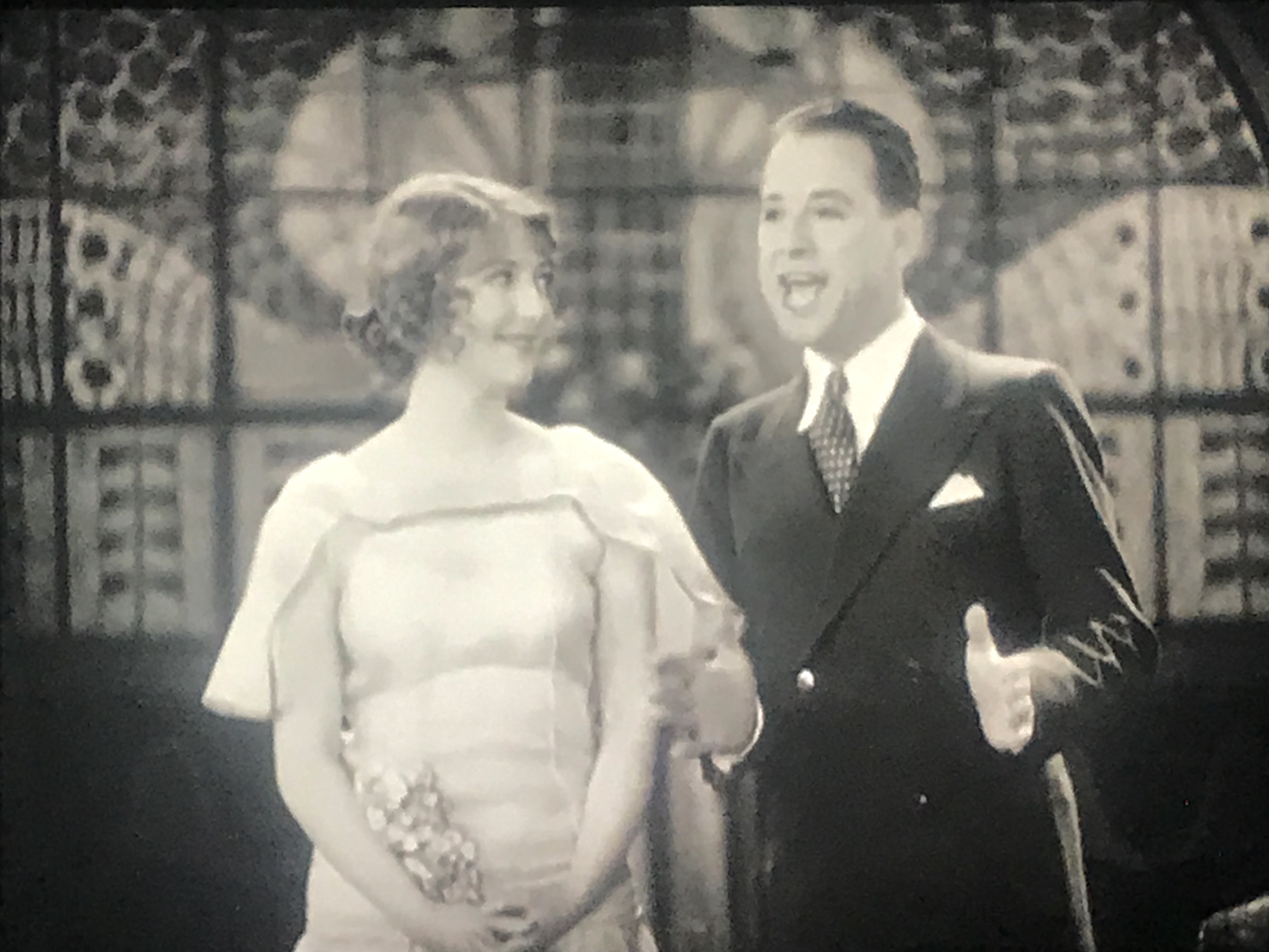 Beatrice Curtis and Harry Fox in The Bee & the Fox (1929)