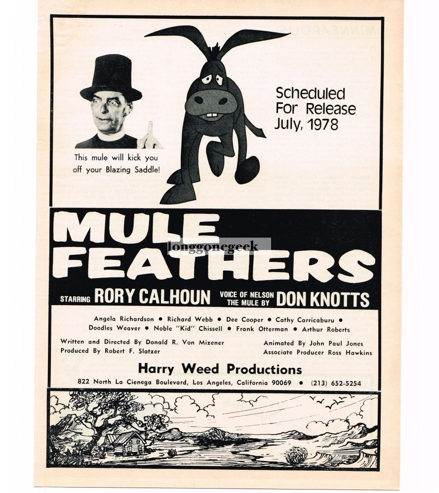 Mule Feathers (1978)