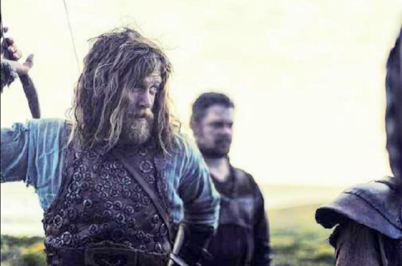 Ken Duken and Richard Lothian in Northmen - A Viking Saga (2014)