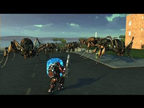 Earth Defense Force: Insect Armageddon (VG)