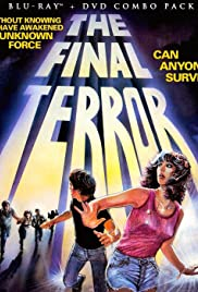 The First Terror with Adrian Zmed & Lewis Smith Poster