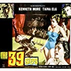 Taina Elg and Kenneth More in The 39 Steps (1959)