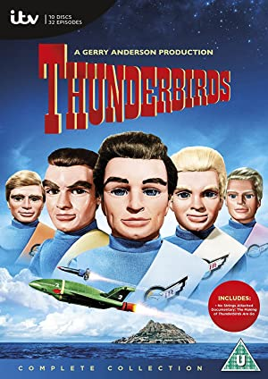Where to stream Thunderbirds
