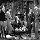 Irene Dunne, Laura Hope Crews, Frances Dee, Eric Linden, and Joel McCrea in The Silver Cord (1933)