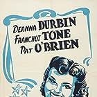Deanna Durbin in His Butler's Sister (1943)