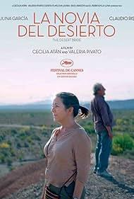 Claudio Rissi and Paulina García in La Novia del Desierto (2017)