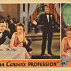 Frank Albertson, Gene Raymond, and Fay Wray in Ann Carver's Profession (1933)