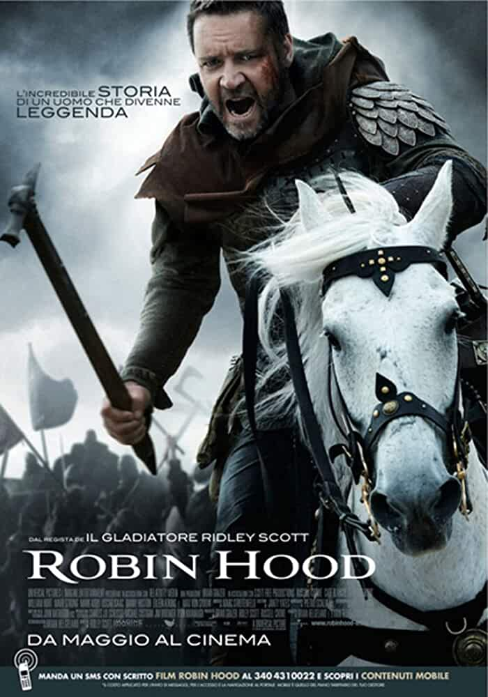 Robin Hood (2010) Hindi Dubbed