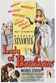 Download Lady of Burlesque (1943) Movie