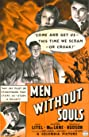 Men Without Souls (1940) Poster
