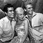 Gardner McKay, Susan Oliver, and Guy Stockwell in Adventures in Paradise (1959)