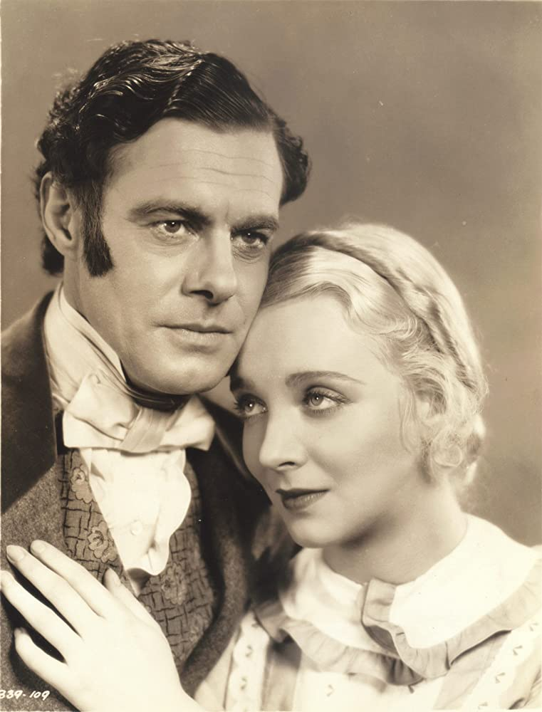 Virginia Bruce and Colin Clive in Jane Eyre (1934)