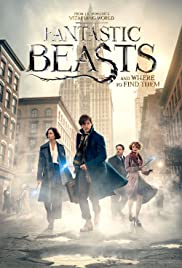 Fantastic Beasts and Where to Find Them 360: The Blind Pig Poster