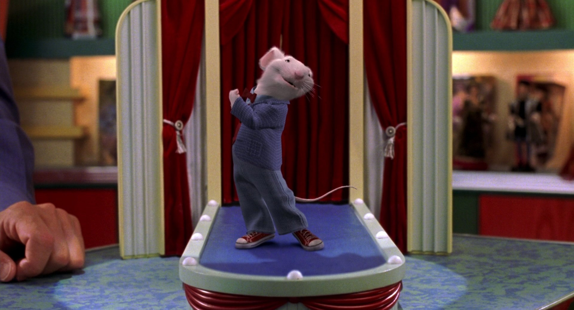 Michael J. Fox in Stuart Little (1999)