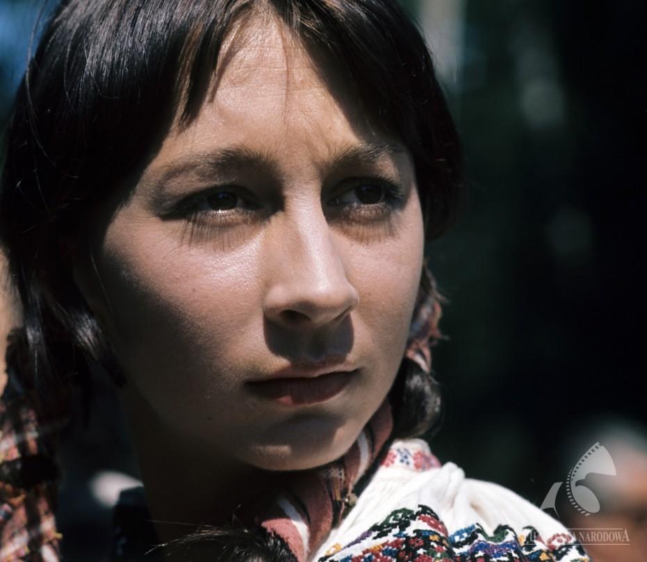 Grazyna Krukówna in Zaklety dwór (1976)