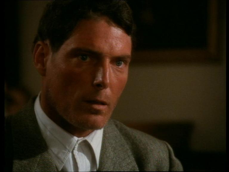 Christopher Reeve in Morning Glory (1993)